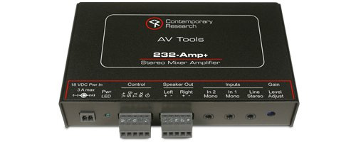 232-Amp + Product Image