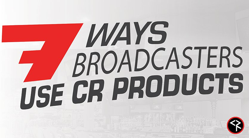 7 Ways Broadcasters Use Contemporary Research Products
