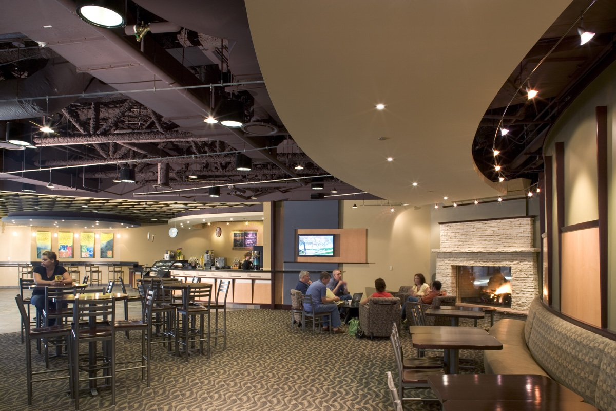 Willow Creek Church Coffee Shop