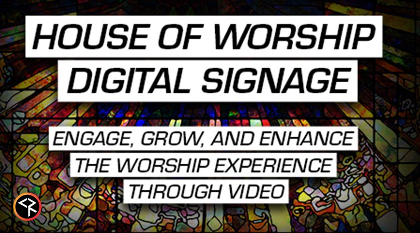 HOW Digital Signage