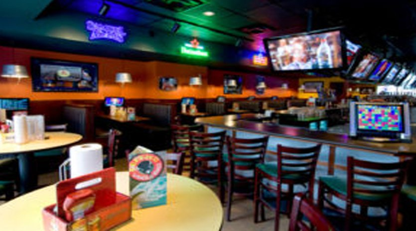 Interior of Buffalo Wings and Rings