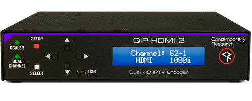 QIP-HDMI 2 Front View