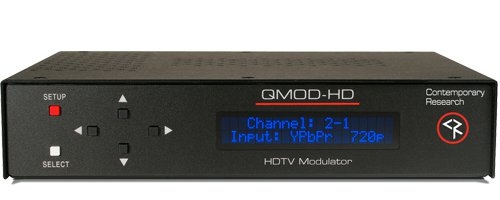 QMOD-HD Front View
