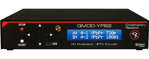 QMOD-YPB 2 Front View