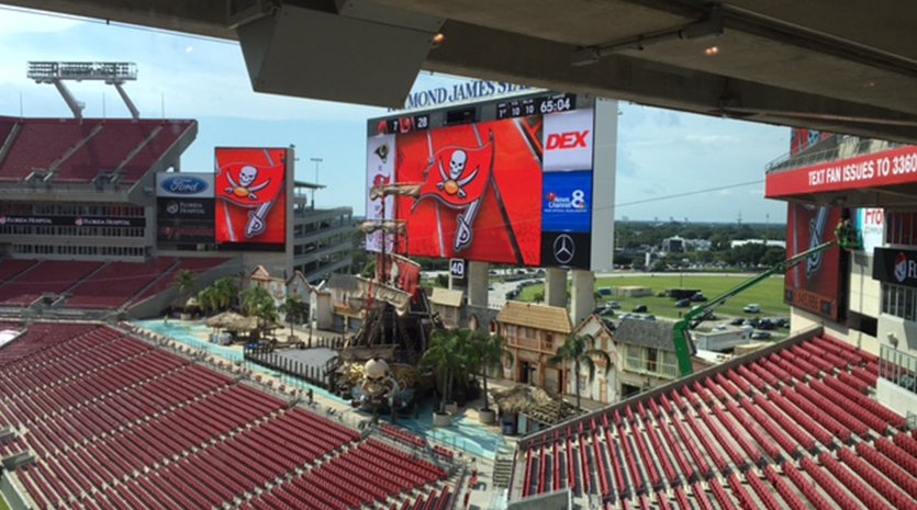 Raymond James Stadium Tampa FL