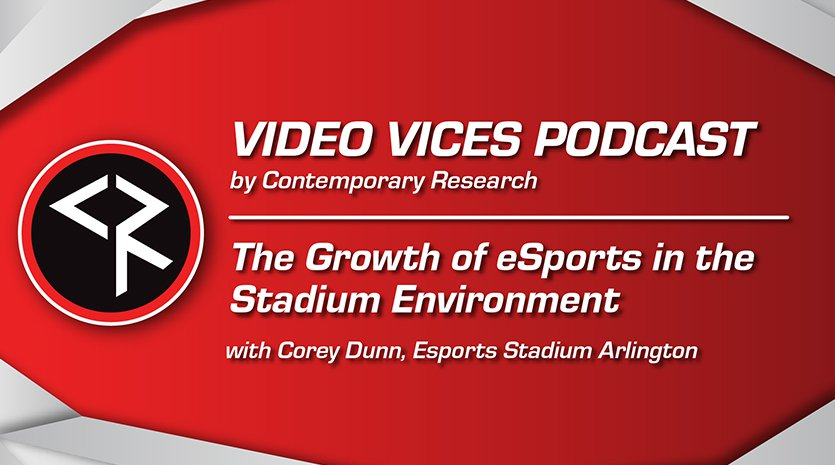 The Growth of Esports in the Stadium Environment Banner